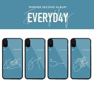 Preorder - Winner Everyday W Signature Phone Case exc.pos