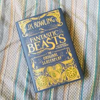 Fantastic Beasts and Where to Find Them: The Original Screeplay