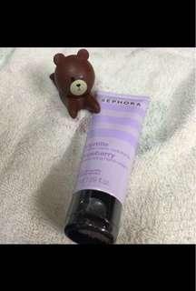 Sephora blueberry hand cream
