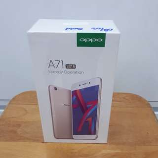 Cicilan Murah Oppo A71 2/16 GB