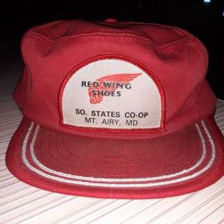 Trucker cap redwing