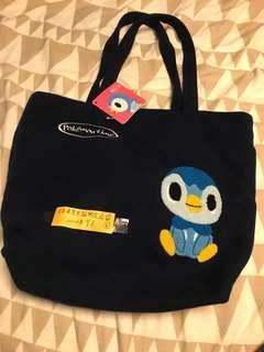 🚚 神奇寶貝 波加曼企鵝🐧手提袋