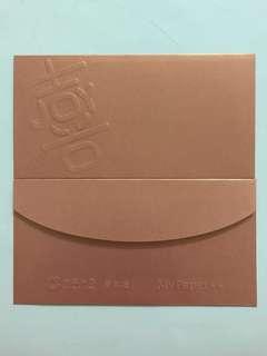 My Paper Champagne Orange Red Packet Ang Pow Hong Bao