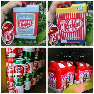 Kitkat Limited Edition