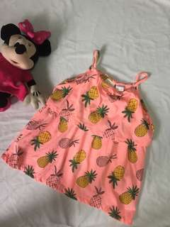 Zara baby girl dress