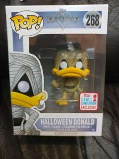 Funko pop kingdom hearts halloween donald duck