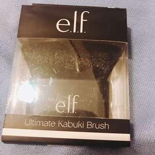 elf ultimate kabuki brush