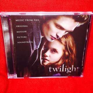 Twilight OST (Deluxe CD + DVD)