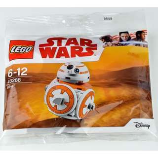 LEGO 40288 Star Wars BB-8 May the 4th Exclusive polybag limited edition