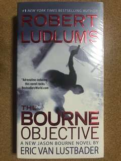 The Bourne Objective by Eric Van Lustbader