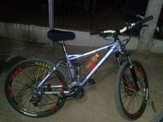 Sepeda adrenaline xc3