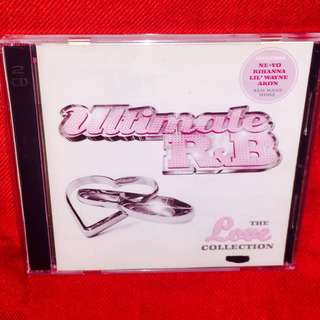 Ultimate R&B - The Love Collection (2-CD)