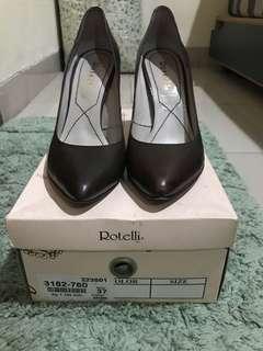 Rotelli Brown High Heels