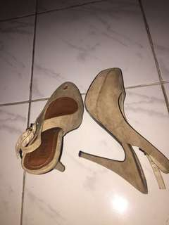 The Little Things She Needs 12cm Heels