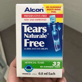 Alcon (Tears Natural's Free)