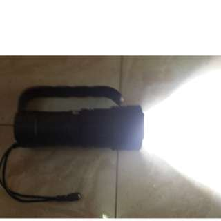 30W led Diving Scuba Light,diving flashlight, 100M diving IP68
