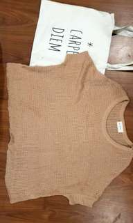 Crochet Cover up skin tone color