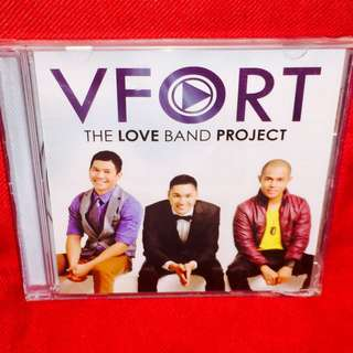 Vfort	-	The Love Band Project CD