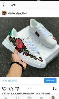 GUCCI FLORA WHITE