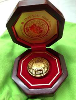 Zodiac Gold 999 - Pig ❤️
