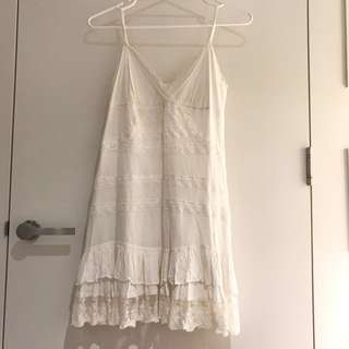 Portmans White lace dress
