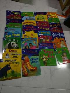 Rigby star phonics books