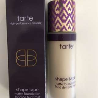 Tarte Shape Tape Foundation - fair sand