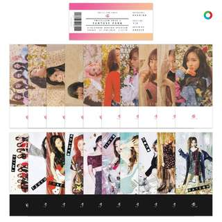 [Fansupport] TWICE Concert Ticket