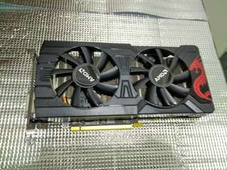 Graphic Card Rx 470 4Gb Power Colour