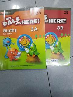 My pals are here Math A and B