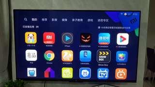 Xiao mi tv 49inch