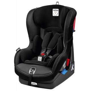Brand new Peg-Perego baby car seat with warranty