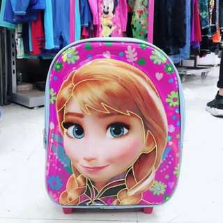 CHARACTER KIDS TROLLEY BAG