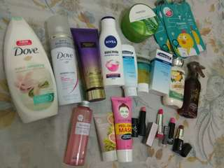 BEAUTY PRODUCTS SALE!! 🌼