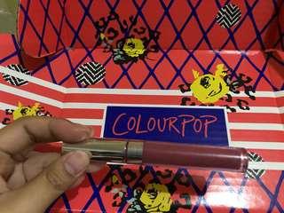 Colour Pop Liquid Matte Lipstick
