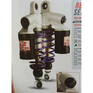 DUAL SUSPENSION(RB-2 PLUS SERIES)