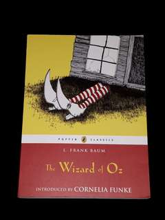 The Wizard of Oz (Puffin's Classics) Book