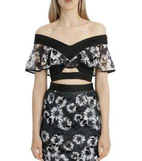 Nicola Finetti Kaylee Top and Skirt Set