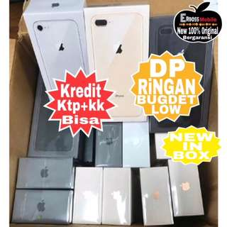 IPhone 8 Plus 64Gb Gray-cash/kredit Dp 4jt ditoko promo ktp+kk Wa;081905288895