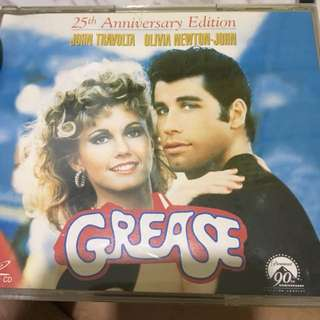 Grease 2 video cd