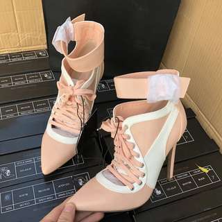RN38🎉🎉Forever 21 Korean Latest Heels