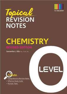 Chemistry Topical Revision Notes