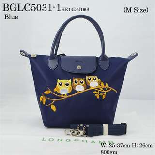 LongChamp Owl Edition Medium (High Grade 5AAA)