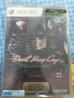 Microsoft Xbox 360: Devil May Cry HD Collection