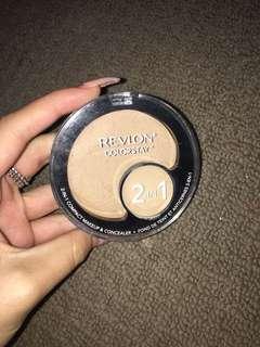 Revlon foundation and concealer