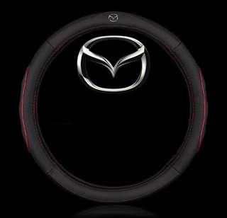 Mazda Steering Color Lines Wheel Protector