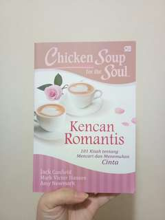 Buku Chicken Soup
