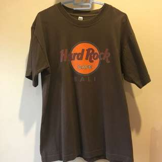 Hard Rock Bali T-shirt