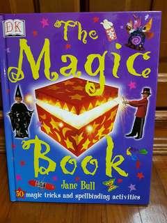 Almost new The Magic book