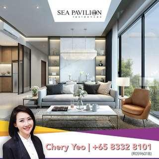Sea Pavilion 3BR for Sale